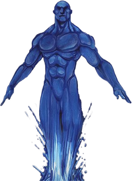 water-god