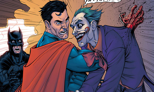 Superman Kill Joker