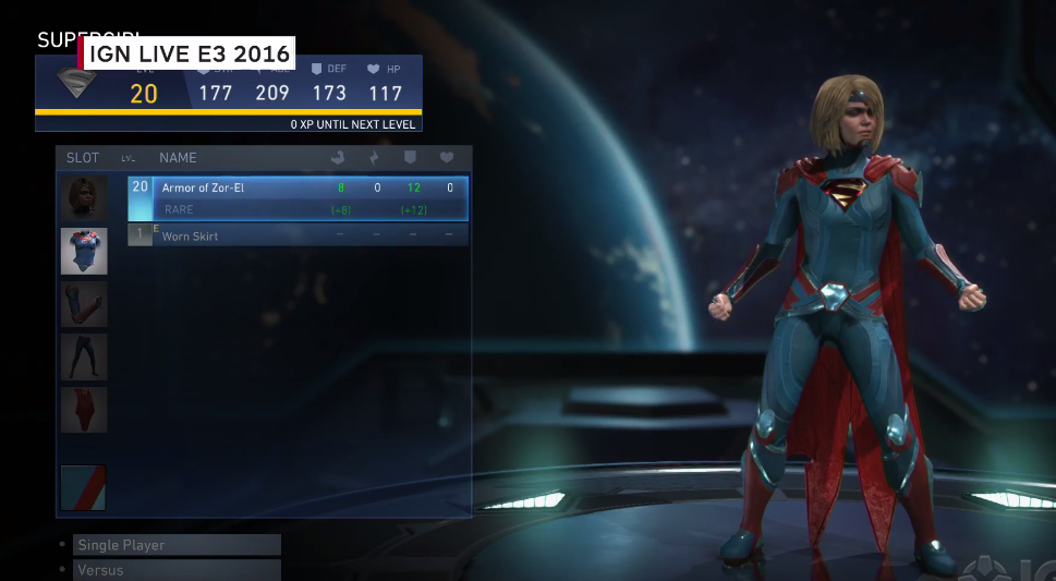 Gear Injustice 2